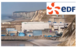CENTRALE NUCLEAIRE - PENLY - NORMANDIE 900 m2
